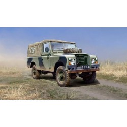 Italeri, Land Rover 109' LWB