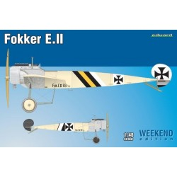 Eduard, Fokker E.II 1/48