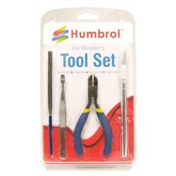 Humbrol, Tool set