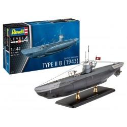 Revell, German Submarine...
