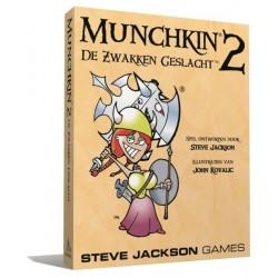 Munchkin, 2 de Zwakken...