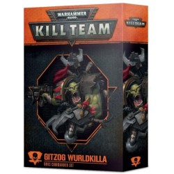 Killteam, Gitzog Wurkdkilla