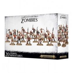 Deathwalkers, Zombies