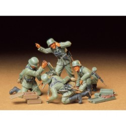 Tamiya, German Infantry...