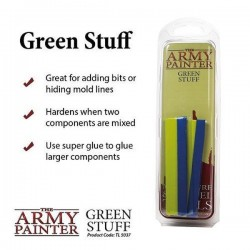 the Army Painter, Green stuff