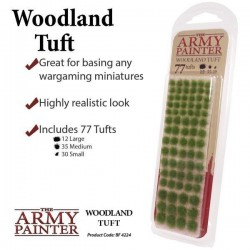 the Army painter, Woodland...