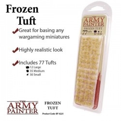 the Army Painter, Frozen tuft