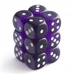 Chessex, D6 dice TRans...
