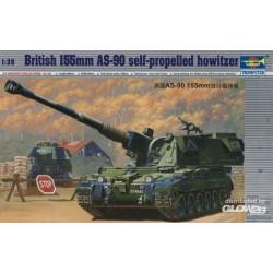 Trumpeter, British 155mm...