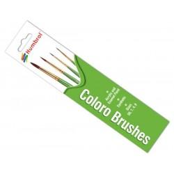 Humbrol Brush pack