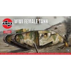 WWI Female tank (vintage...