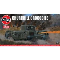 Airfix, Churchill Crocodile...