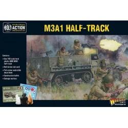 Warlord, M3A1 Halftrack