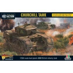 Warlord, Churchill Tank