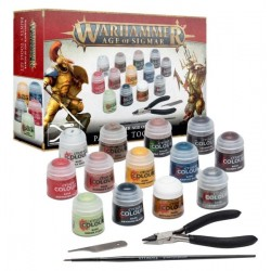 Warhammer AOS, Paints +...