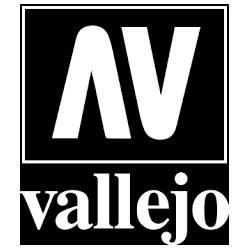 Vallejo, Flat flesh