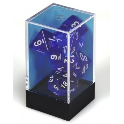 Chessex, Trans. Blue /...