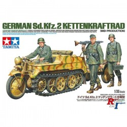 Tamiya, German Sd.Kfz2...