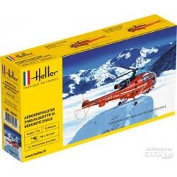 Heller, Aerospatiale 316B...