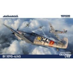 Eduard, Bf 109G-6/AS...