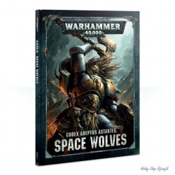 Codex, Space wolves