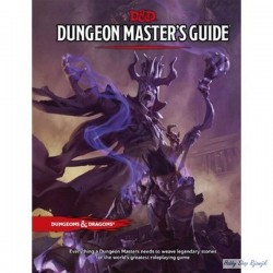 D&D, Dungeon Master Guide