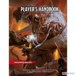 D&D, Players handbook