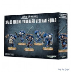 Space marine, Vanguard...