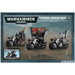 Dark Angels, Ravenwing...