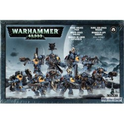 Space wolves, pack