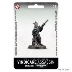 Imperial Guard, Vindicare...